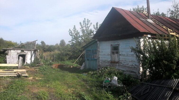Дом в Нижнекаменке