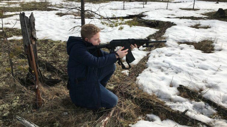 Стрельба из вепря